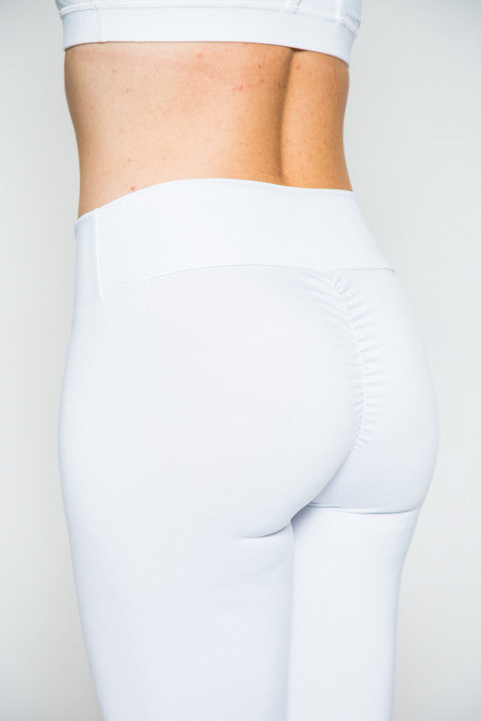 Fresh White Leggings - InYo ®  - 5