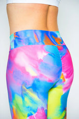 Watercolor Leggings - InYo ®  - 5