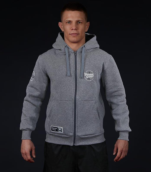 Ground Game Gamester Hoodie with Zipper