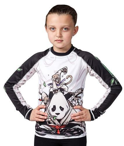 Tatami Kids Gentle Panda Rash Guard