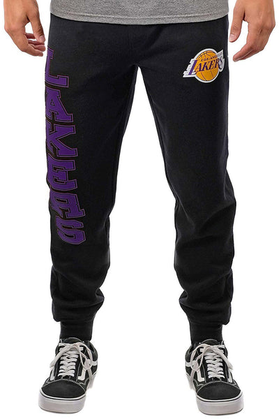 NBA Los Angeles Lakers Men's Soft Terry Sweatpants|Los Angeles Lakers