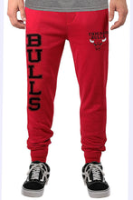 Load image into Gallery viewer, NBA Chicago Bulls Men's Soft Terry Sweatpants|Chicago Bulls