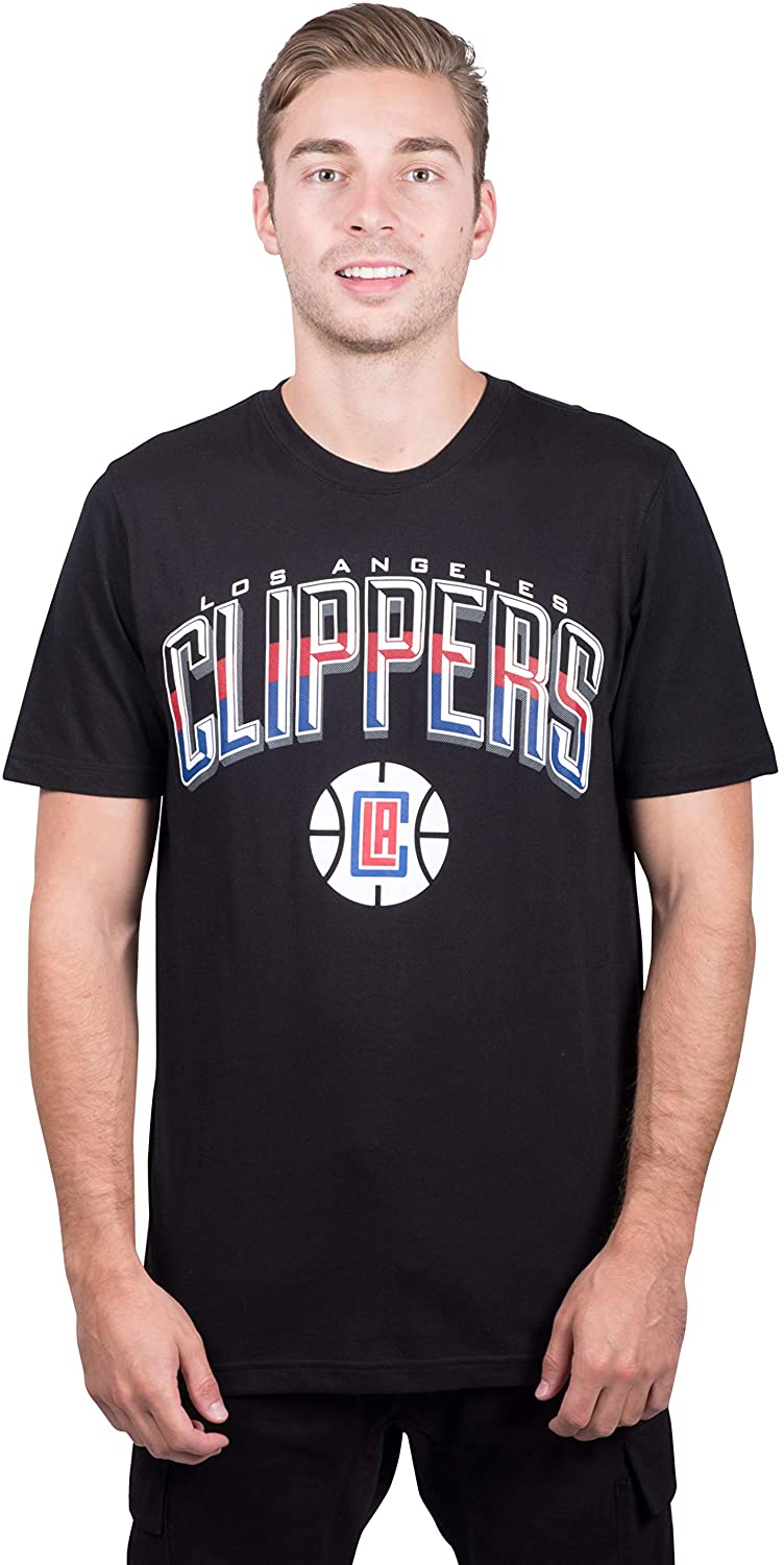 NBA Los Angeles Clippers Men's Short Sleeve Tee|Los Angeles Clippers