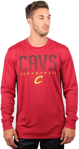 NBA Cleveland Cavaliers Men's Long Sleeve Tee| Cleveland Cavaliers