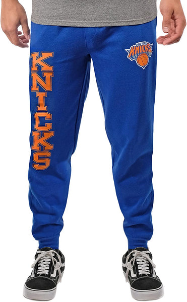 NBA New York Knicks Men's Soft Terry Sweatpants|New York Knicks
