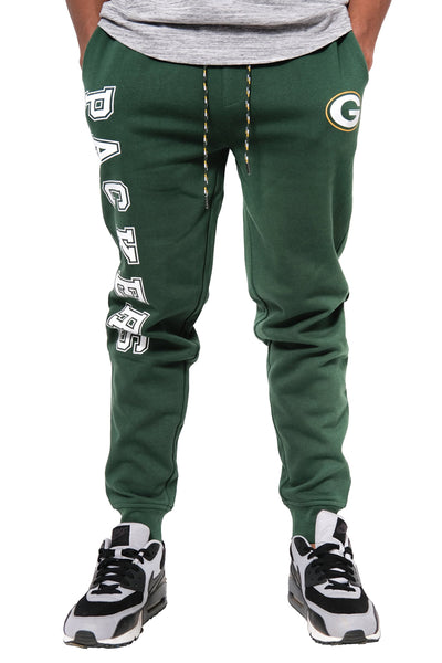 NFL Green Bay Packers Men's Basic Jogger|Green Bay Packers
