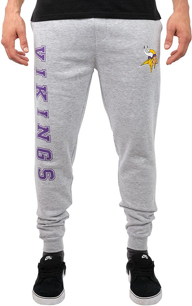 NFL Minnesota Vikings Men's Basic Jogger|Minnesota Vikings
