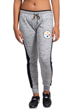 Load image into Gallery viewer, NFL Pittsburgh Steelers Women's Basic Jogger|Pittsburgh Steelers
