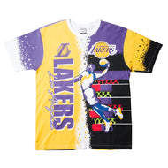 Los Angles Lakers Tee in White