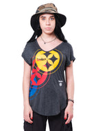 NFL Pittsburgh Steelers Women's V-Neck Tee|Pittsburgh Steelers