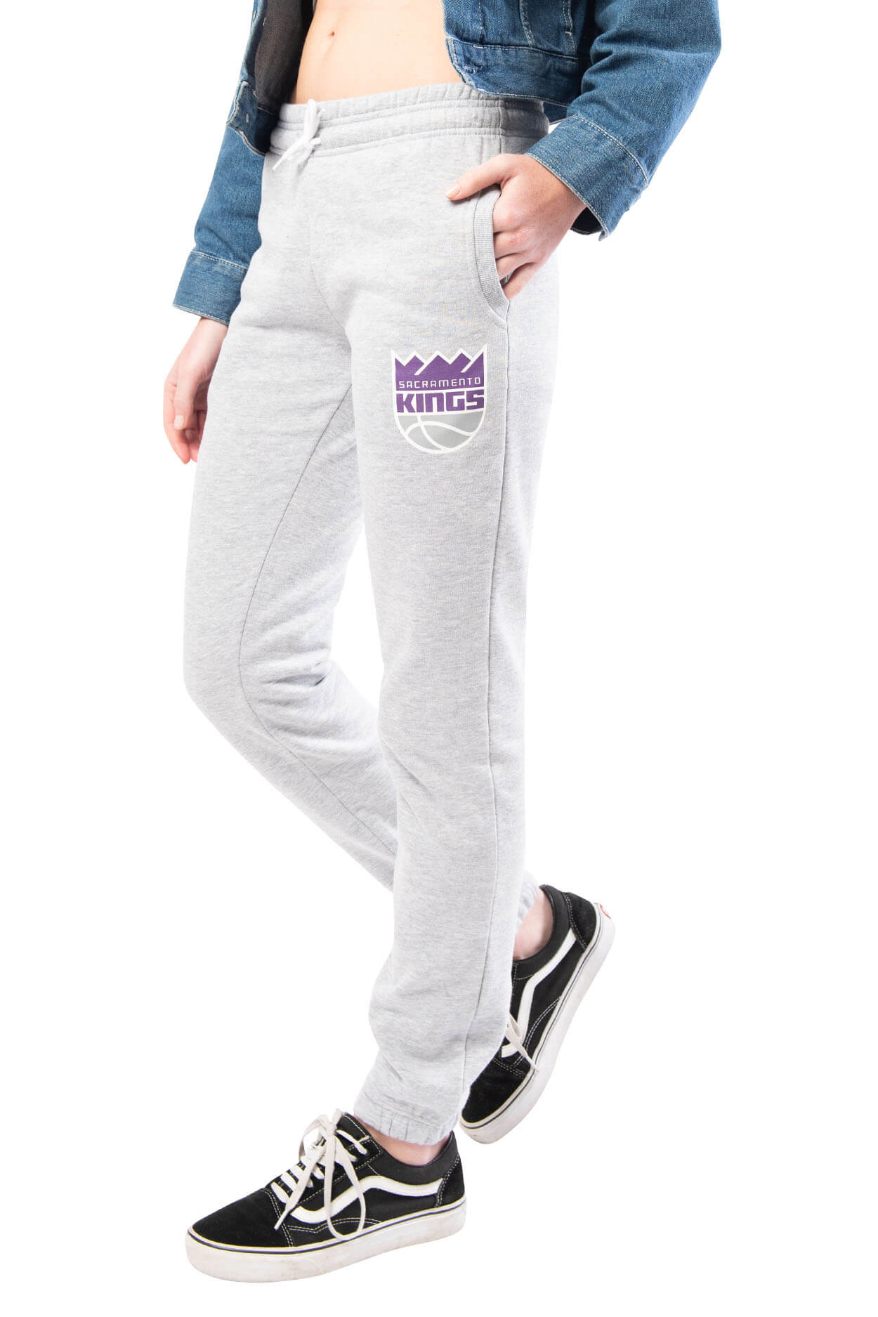 NBA Sacramento Kings Women's Logo Jogger|Sacramento Kings