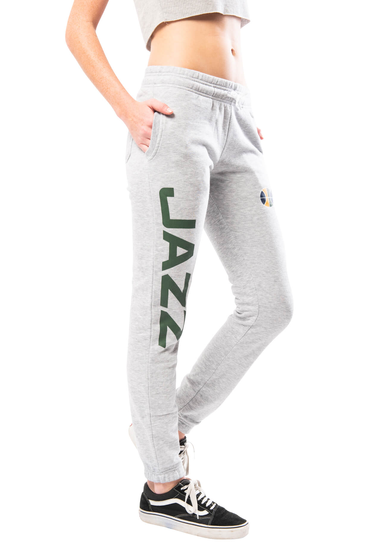 NBA Utah Jazz Women's Logo Jogger|Utah Jazz