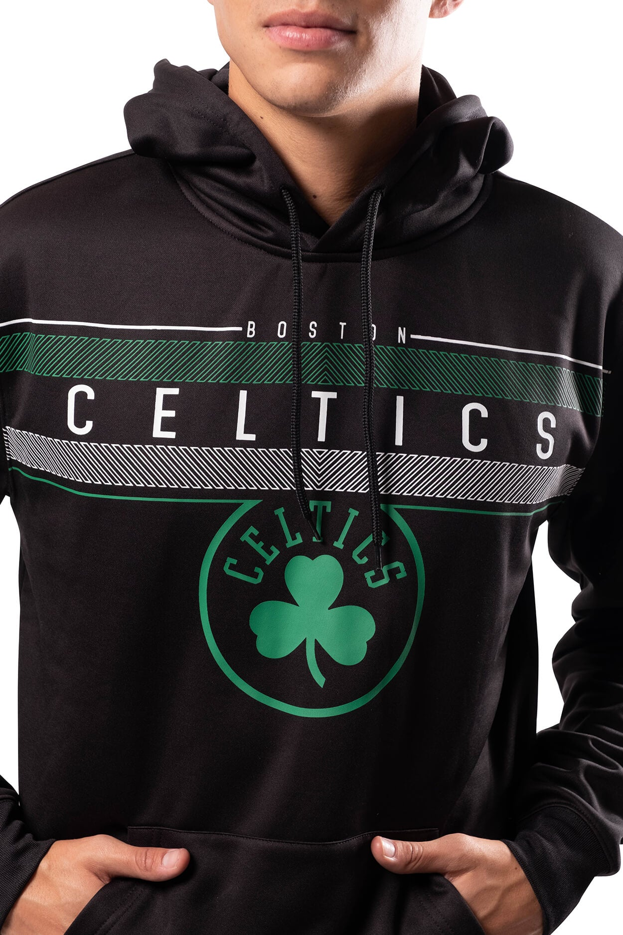 NBA Boston Celtics Men's Fleece Hoodie Midtown|Boston Celtics