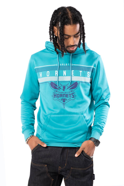 NBA Charlotte Hornets Men's Fleece Hoodie Midtown|Charlotte Hornets