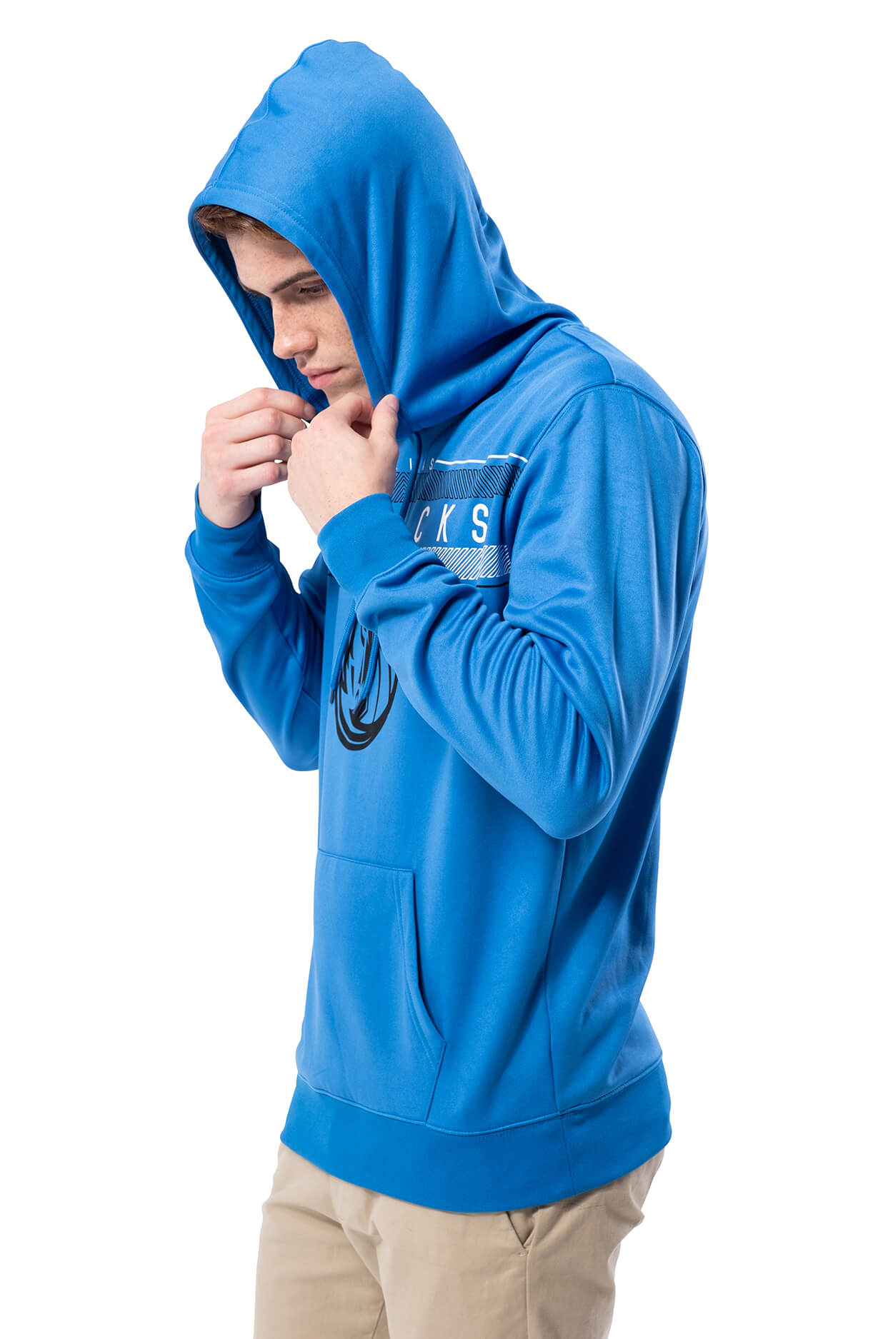 NBA Dallas Mavericks Men's Fleece Hoodie Midtown|Dallas Mavericks
