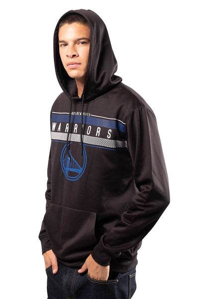 NBA Golden State Warriors Men's Fleece Hoodie Midtown|Golden State Warriors
