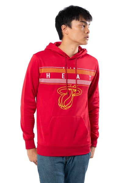 NBA Miami Heat Men's Fleece Hoodie Midtown|Miami Heat