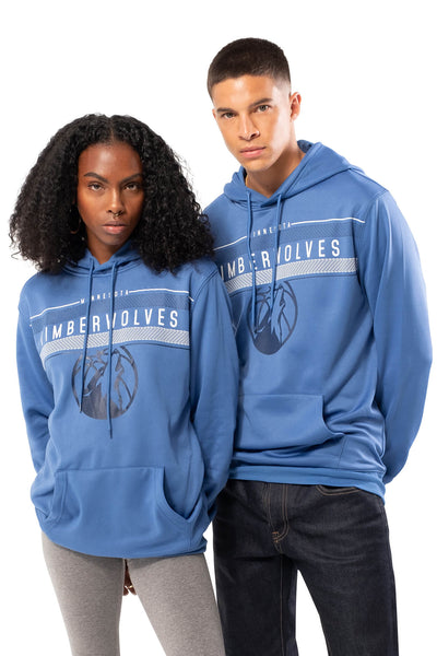 NBA Minnesota Timberwolves Men's Fleece Hoodie Midtown|Minnesota Timberwolves