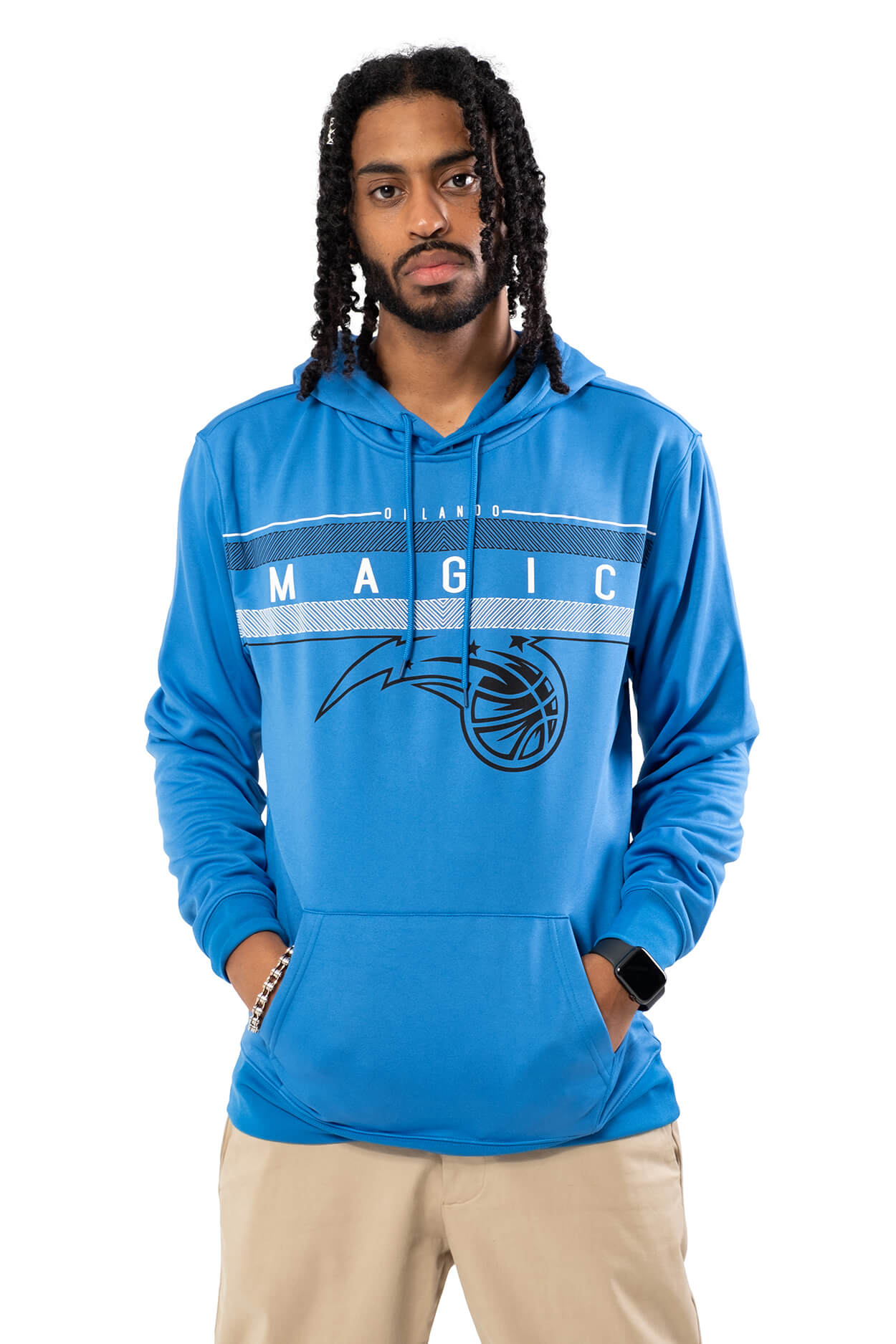NBA Orlando Magic Men's Fleece Hoodie Midtown|Orlando Magic
