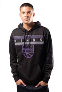 NBA Sacramento Kings Men's Fleece Hoodie Midtown|Sacramento Kings