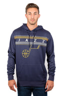 NBA Utah Jazz Men's Fleece Hoodie Midtown|Utah Jazz