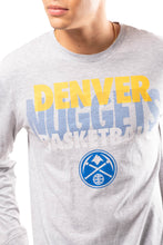 Load image into Gallery viewer, NBA Denver Nuggets Men's Long Sleeve Pullover|Denver Nuggets