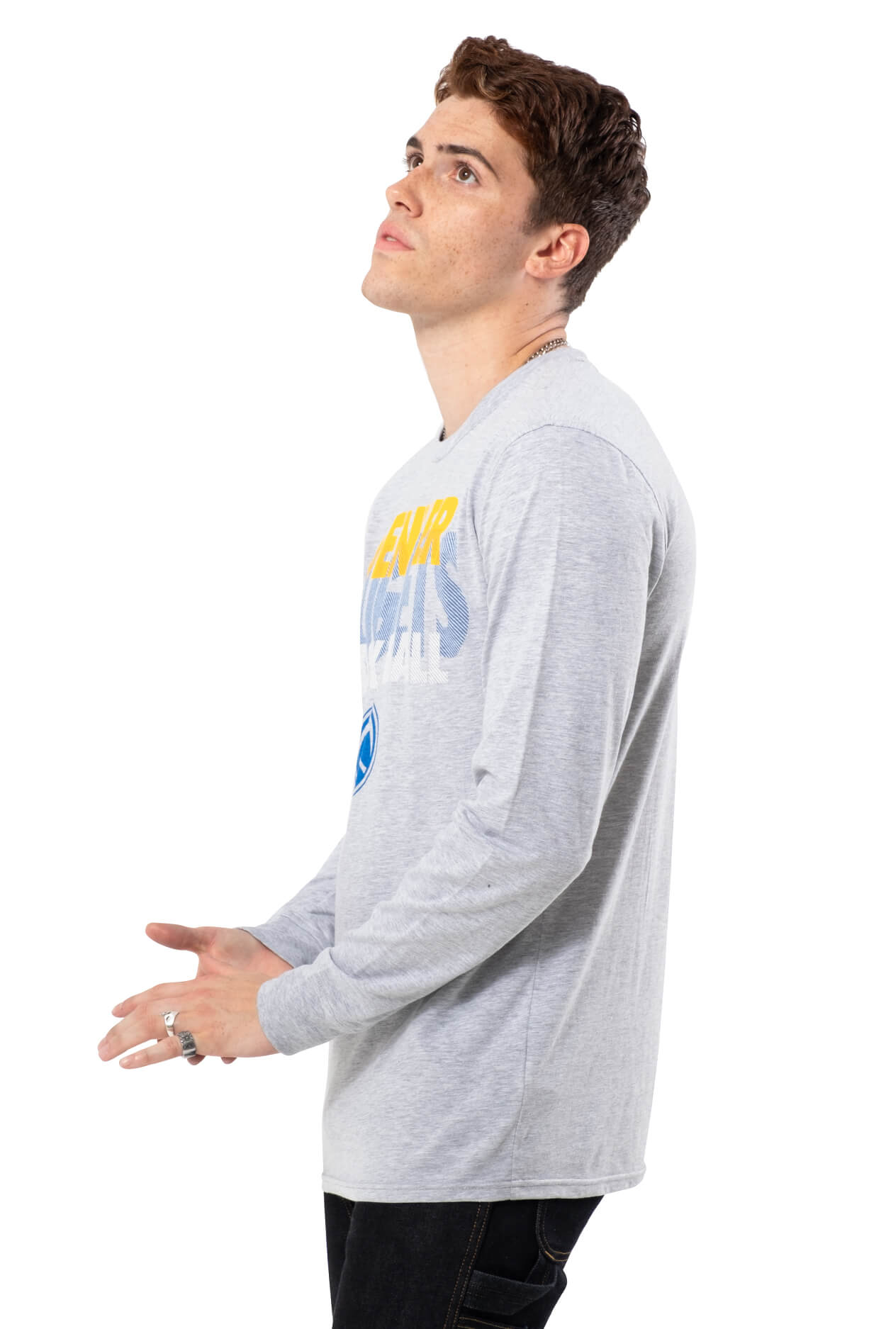 NBA Golden State Warriors Men's Long Sleeve Pullover|Golden State Warriors