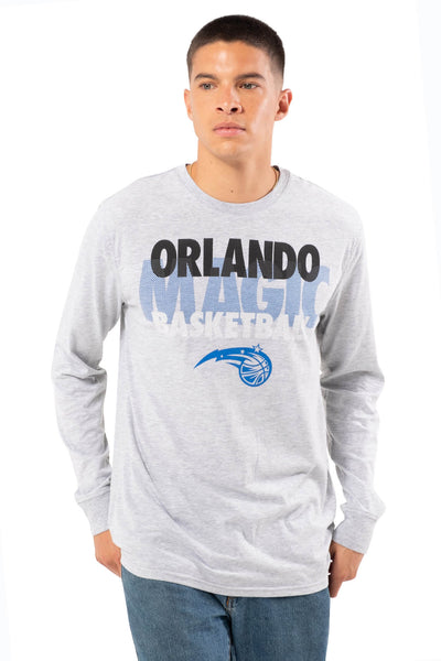 NBA Orlando Magic Men's Long Sleeve Pullover|Orlando Magic