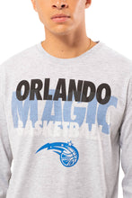 Load image into Gallery viewer, NBA Orlando Magic Men's Long Sleeve Pullover|Orlando Magic