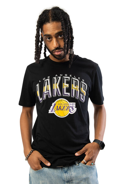 NBA Los Angeles Lakers Men's Short Sleeve Tee|Los Angeles Lakers