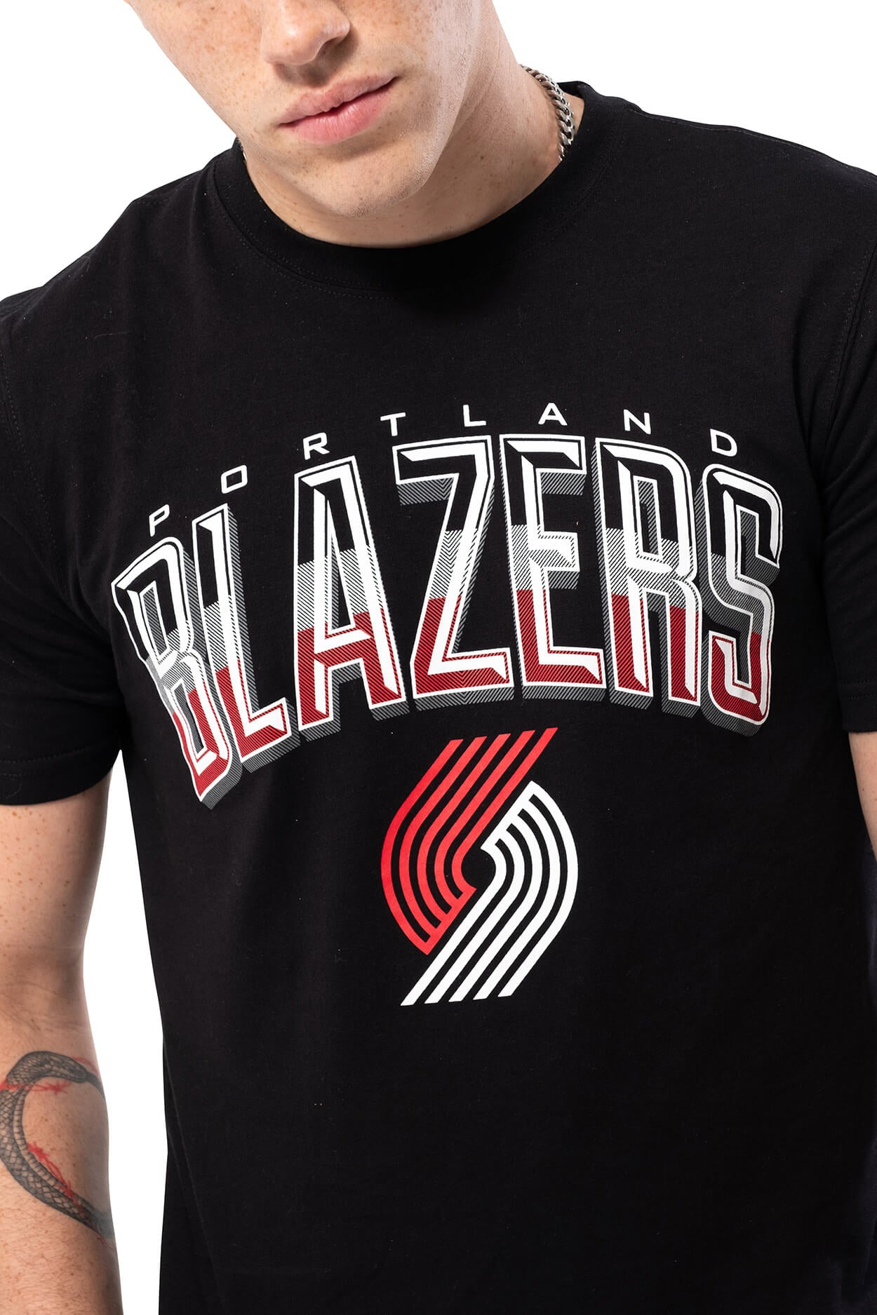NBA Portland Trail Blazers Men's Short Sleeve Tee|Portland Trail Blazers