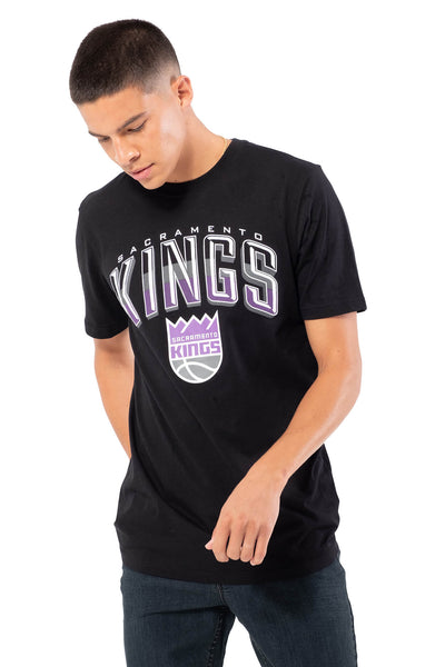 NBA Sacramento Kings Men's Short Sleeve Tee|Sacramento Kings