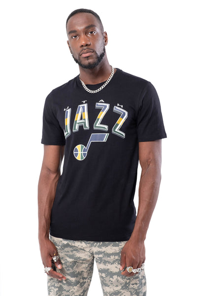 NBA Utah Jazz Men's Short Sleeve Tee|Utah Jazz