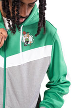 Load image into Gallery viewer, NBA Boston Celtics Men's Full Zip Hoodie|Boston Celtics