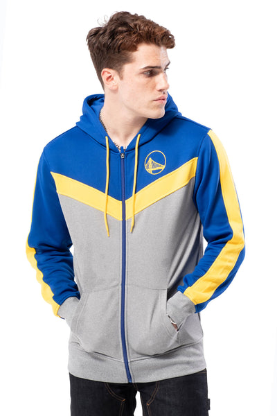 NBA Golden State Warriors Men's Full Zip Hoodie|Golden State Warriors