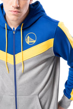 Load image into Gallery viewer, NBA Golden State Warriors Men's Full Zip Hoodie|Golden State Warriors