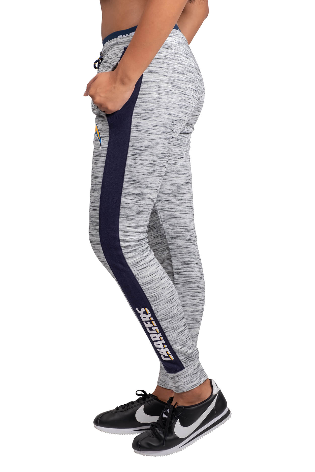 NFL Los Angeles Chargers Women's Basic Jogger|Los Angeles Chargers