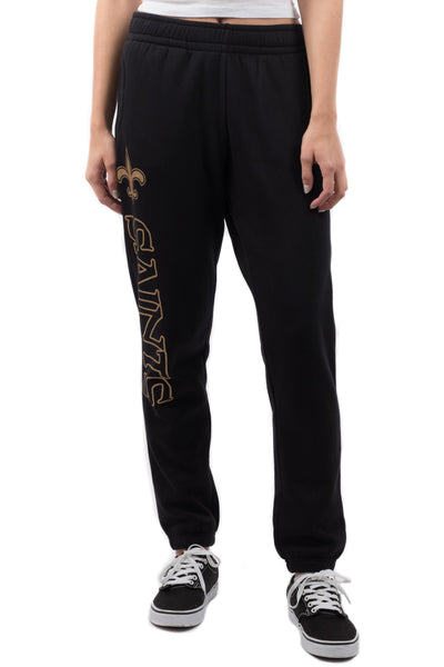 NFL New Orleans Saints Women's Fit Jogger|New Orleans Saints
