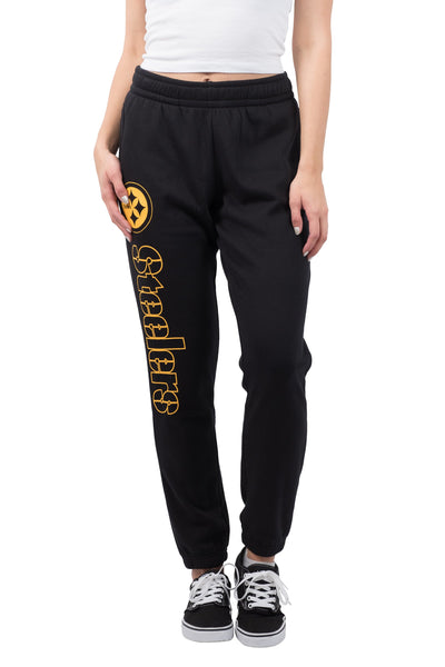 NFL Pittsburgh Steelers Women's Fit Jogger|Pittsburgh Steelers