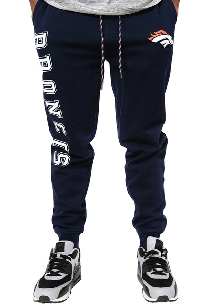 NFL Denver Broncos Men's Basic Jogger|Denver Broncos