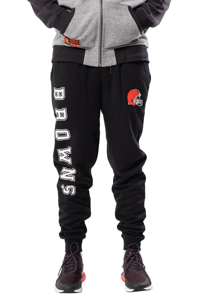 NFL Cleveland Browns Men's Basic Jogger|Cleveland Browns