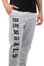 Load image into Gallery viewer, NFL Cincinnati Bengals Men's Basic Jogger|Cincinnati Bengals