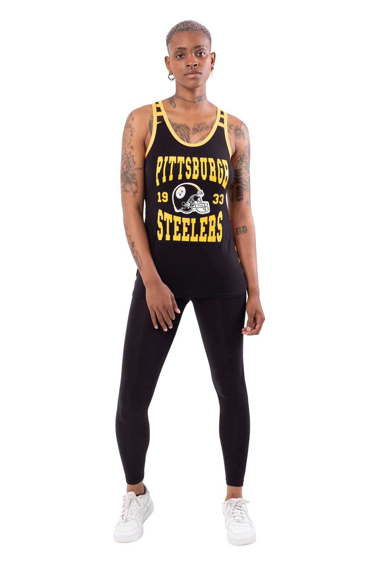 NFL Pittsburgh Steelers Women's Jersey Tank Top|Pittsburgh Steelers