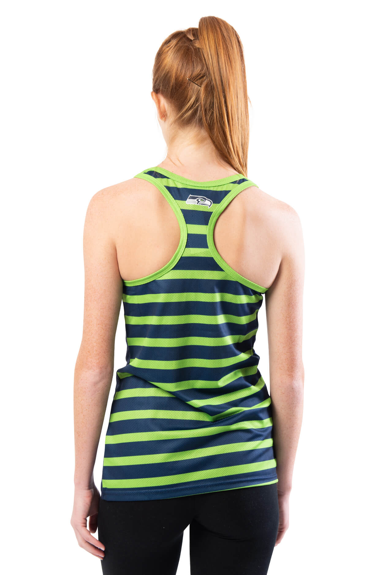 NFL Seattle Seahawks Women's Jersey Tank Top|Seattle Seahawks