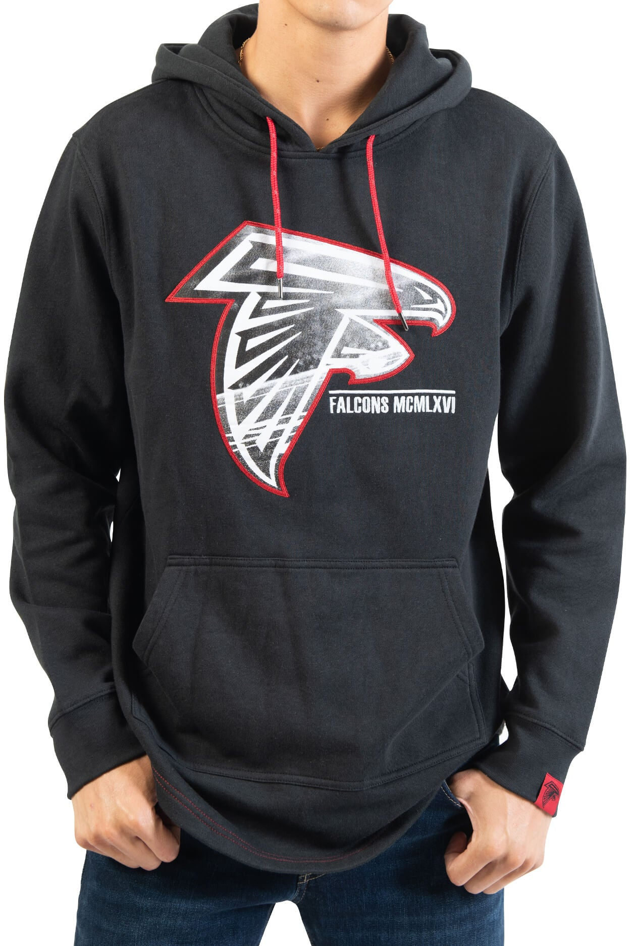 NFL Atlanta Falcons Men's Embroidered Hoodie|Atlanta Falcons