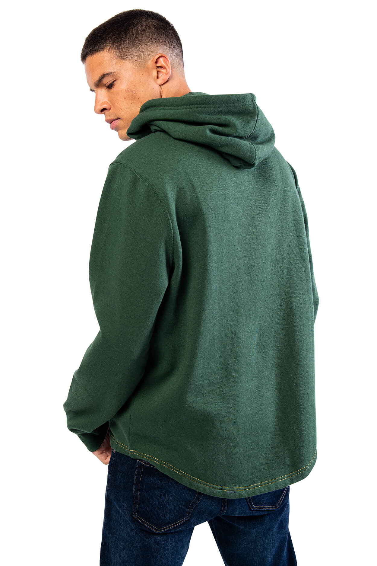 NFL Green Bay Packers Men's Embroidered Hoodie|Green Bay Packers