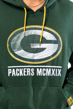 Load image into Gallery viewer, NFL Green Bay Packers Men's Embroidered Hoodie|Green Bay Packers