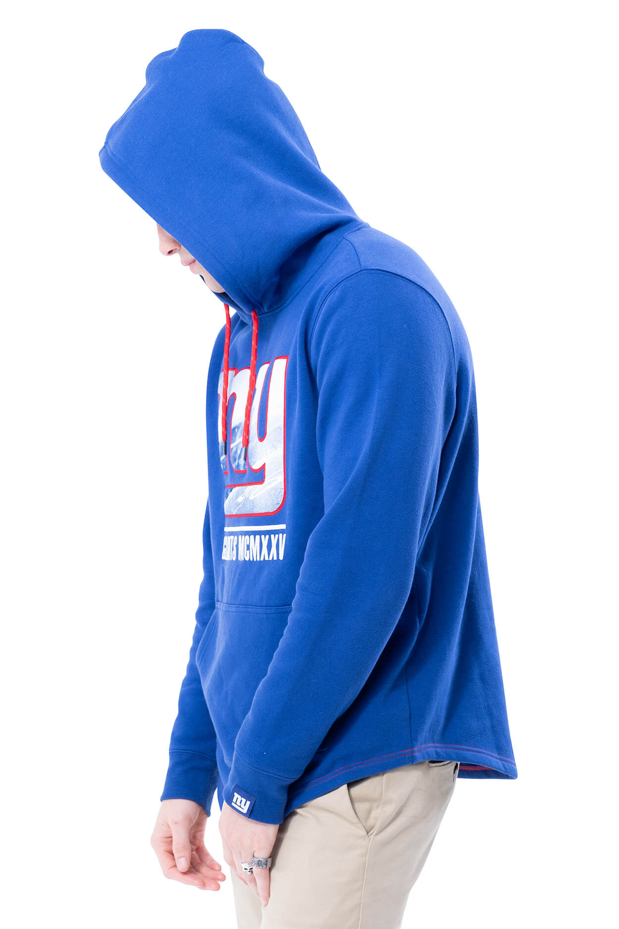 NFL New York Giants Men's Embroidered Hoodie|New York Giants
