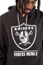 Load image into Gallery viewer, NFL Oakland Raiders Men's Embroidered Hoodie|Oakland Raiders
