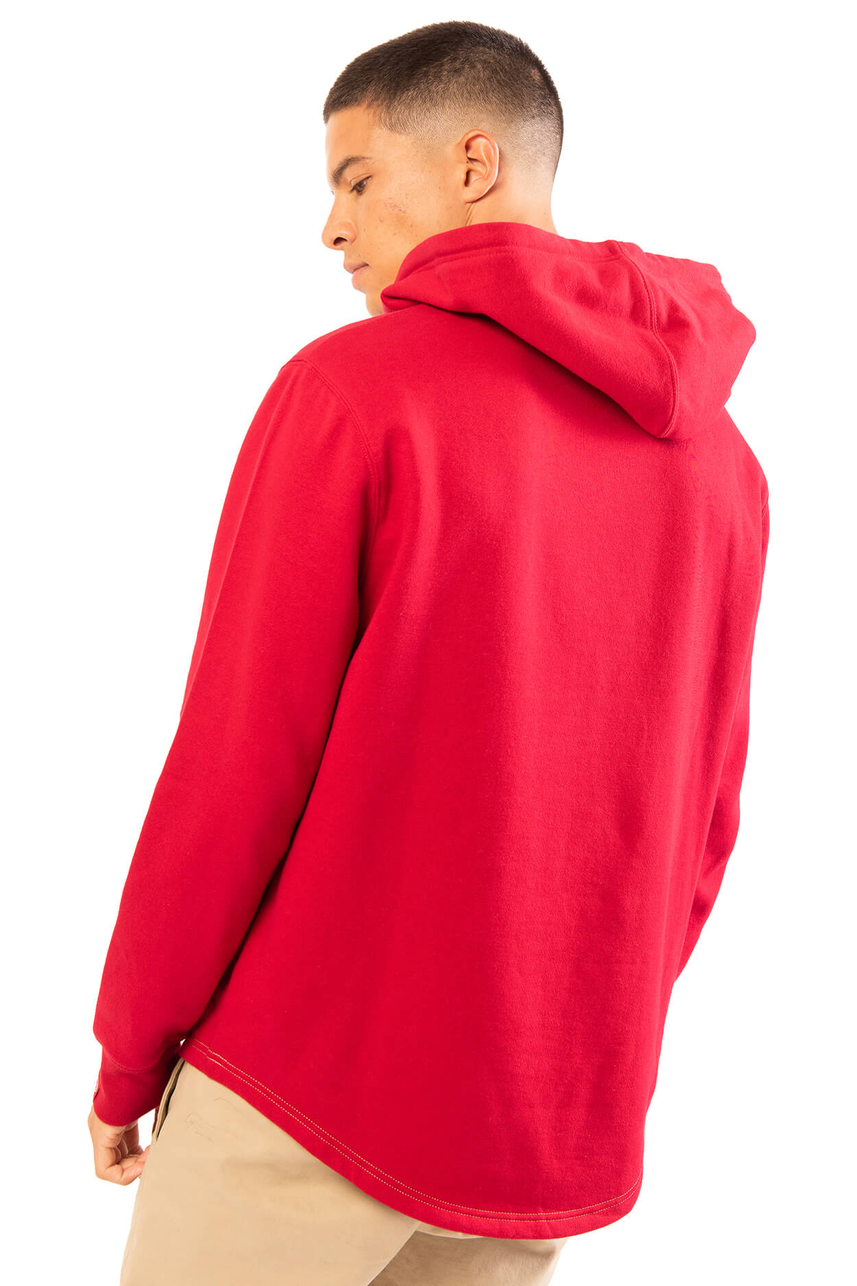 NFL San Francisco 49ers Men's Embroidered Hoodie|San Francisco 49ers